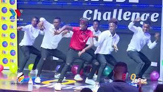 KUBWA DANCE Walivyofanya Balaa Kwenye #BIKOJIBEBECHALLENGE