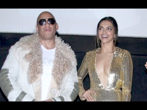 Deepika Padukone & Vin Diesel's XXX Return of Xander Cage Premiere | Full Video
