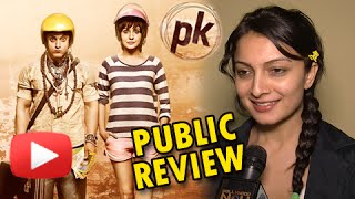 PK Public Review | Aamir Khan,Anushka Sharma