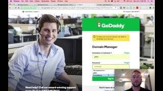 Transfer Domain from GoDaddy to Google Domains