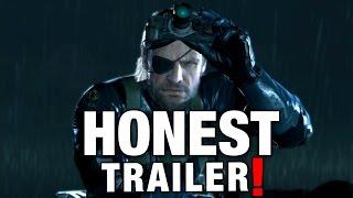 METAL GEAR SOLID (Honest Game Trailers)