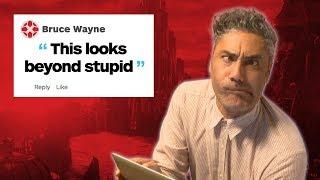 Taika Waititi Responds to IGN
