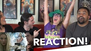 DBZ Light Of Hope Team Reacts to YOUR REACTIONS!