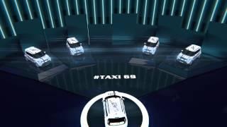 Taxi69 - animacja reklamowa