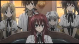 High School DxD New  ハイスクールDD New   Promotional video PV)