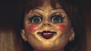 ANNABELLE : la terrible poupée !
