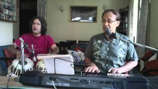 Candan Mazumder -  Tabla/Pakhawaj/Khole Sangat -  With C N Mukherjee