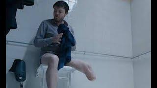 Strike; Cuckoo's Calling fans in shock over Tom Burke's missing leg - here's a HUGE secret