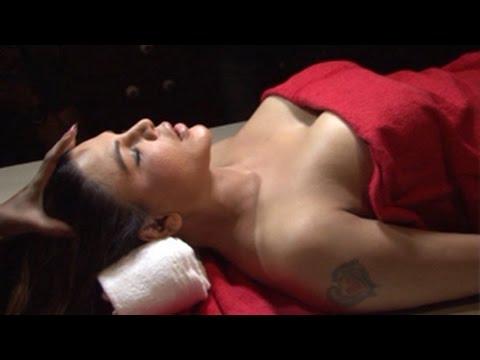 Rakhi Sawant's HOT MASSAGE at SPA | UNCENSORED VIDEO