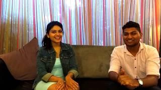 Vaibhavi Shandilya Interview - Rajvishnu Kannada Movie