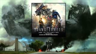 Drive Backwards (Extended) - Transformers 4: Age of Extinction Score by Steve Jablonsky