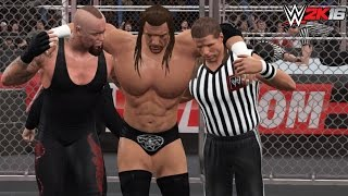 WWE 2K16 The Undertaker's Top 5 Biggest Wrestlemania Wins!