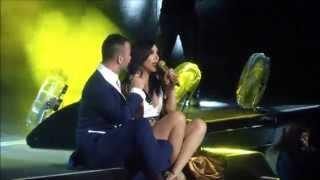 Haberi Var Mı? - Berksan ft. Hande Yener (Harbiye Konseri)