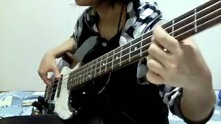 Mudvayne - All That You Are (bass cover)