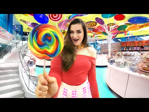 If I Lived in a Candy Store