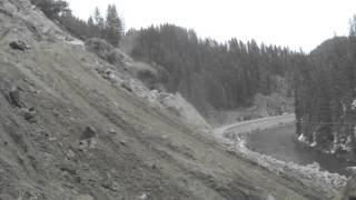 Elk City, Idaho - SH 14 Rock Blast - WESTCO