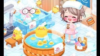 LINE Play - HomeTown Spa 10x Spin