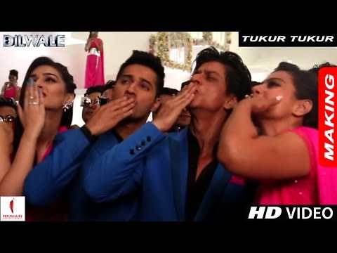 Xxx Mp4 Making Of Tukur Tukur Dilwale Kajol Shah Rukh Khan Kriti Sanon Varun Dhawan 3gp Sex