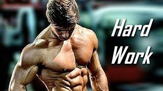 "Aesthetics Natural Bodybuilding Motivation - ""HARD WORK"" 2015"