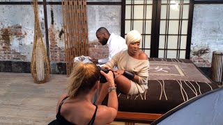 LES COULISSES DU MANAGEMENT #26 - Lynnsha / Making of clip Retiens-moi