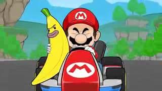 Mario racista en español latino