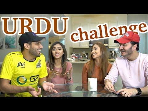 Xxx Mp4 SPEAKING URDU CHALLENGE W Zaid Ali Amp Yumnah 3gp Sex