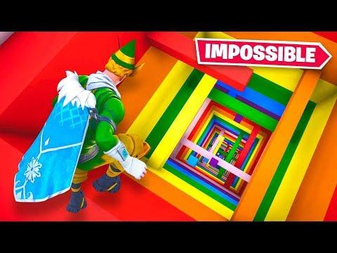 NEW Fortnite Rainbow Dropper Impossible