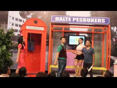 GAGAL FOKUS !!! Penampilan Sexy Cupi Cupita membuat Raffi Achmad dan Ruben Onsu Bersaing
