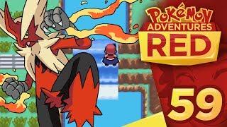 Pokemon Adventures: Red Chapter - Part 59 - Elder Ultima!