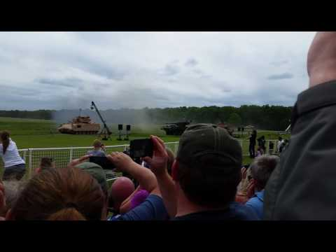 APG Combined Live Fire 2017 100th Anniversary version 1