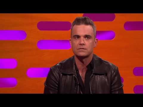 Robbie Williams Handjob Story (Graham Norton Show)