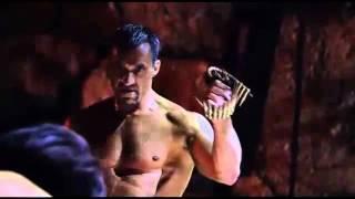 Tekken: Jin Kazama VS Brian Fury (la pelicula)