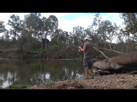Freshwater fishing australia lures