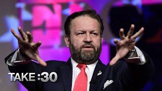 'Trump Isn't an Anti-Semite, He's a Pro-Semite,' Sebastian Gorka Tells i24NEWS