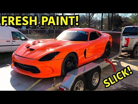 Xxx Mp4 Rebuilding A Wrecked 2014 Dodge Viper TA Quot TIME ATTACK Quot PART 16 3gp Sex