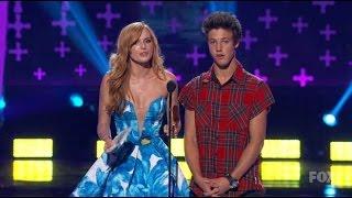 Cameron Dallas on the Teen Choice Awards (TCAs)