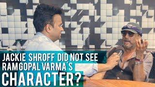 """Jackie Shroff : """"Maa Ki Aankh, I did not see Ram Gopal Varma"""