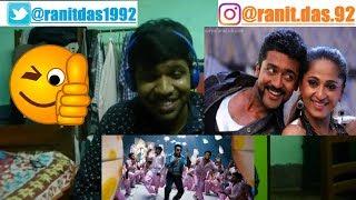 Kadhal Vandhale Video Songsingamsuriyaanushkareaction  Thoughts