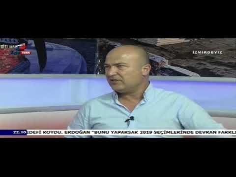 CHP İzmir Milletvekili Murat Bakan - Ege Türk TV - İzmir'deyiz - 16.8.2017