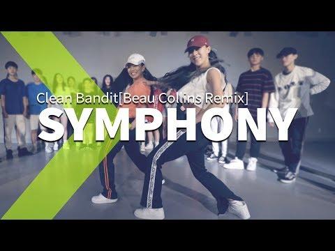 Clean Bandit - Symphony ft. Zara Larsson (Beau Collins Remix) JaneKim Choreography.