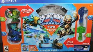 Skylanders Trap Team - STARTER PACK UNBOXING!