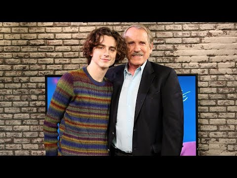 Call Me by Your Name star Timothee Chalamet on the time he embarrassed himself with Saoirse Ronan