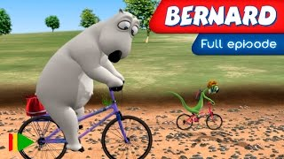 Bernard Bear - 150 - Mountain Biking