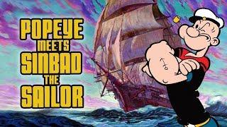 Popeye The Sailor Man Meets Sindbad The Sailor 1936 High Quality