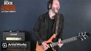 Paul Gilbert Jams with Online Guitar Students