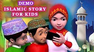 ALI and SISTER : ISLAMIC CARTOON DEMO