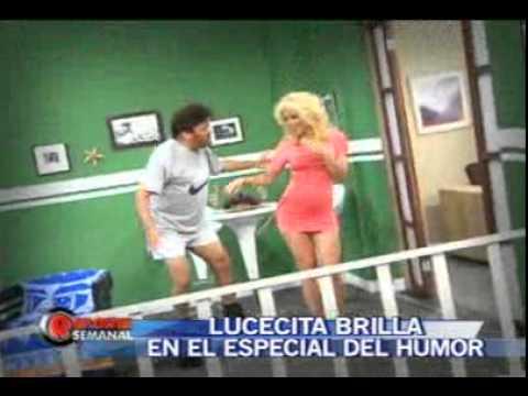 REPORTE SEMANAL 10 07 2011 LUCECITA BRILLA EN EL ESPECIAL DEL HUMOR