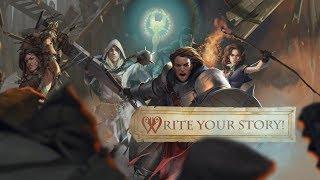 Pathfinder: Kingmaker - Character Creation