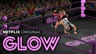 Fire Pro Wrestling World GLOW Tribute