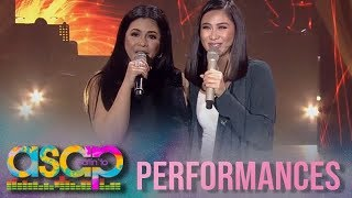ASAP: Asia's Songbird and Popstar Royalty join their voices in a dream collaboration on ASAP stage
